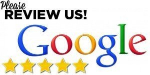 Please review us on google image