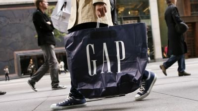 Gap Shopping Bag